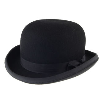 hat English Bowler - Black, NNM