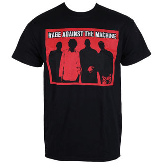 t-shirt metal men's Rage against the machine - Faceless -, Rage against the machine