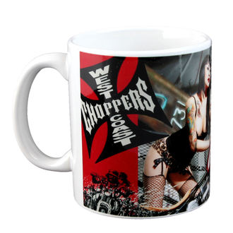 cup West Coast Choppers - WCCGW003WT