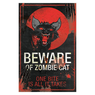 signs Zombie Cat