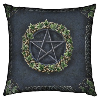 pillow Cushion Ivy Pentagram