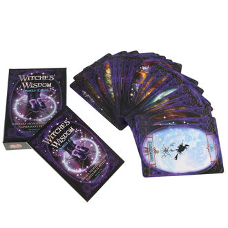 Tarot cards Witches Wisdom