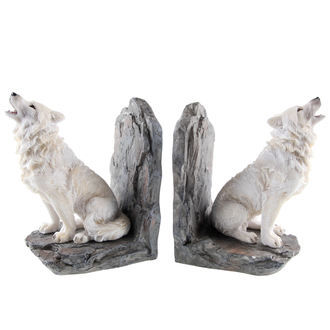decoration (bookends) Wardens of the North Bookends