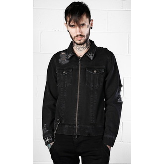 spring/fall jacket unisex - RIFFS - DISTURBIA, DISTURBIA