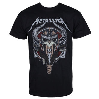 t-shirt metal men's Metallica - Viking - NNM - RTMTLTSBVIK