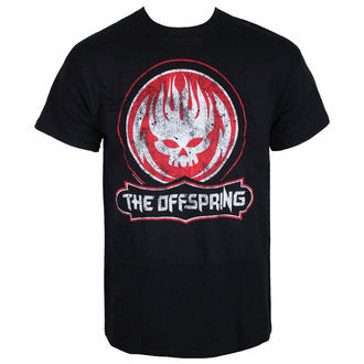 t-shirt metal men's Offspring - Distressed Skull - NNM - RTTOSTSBDIS