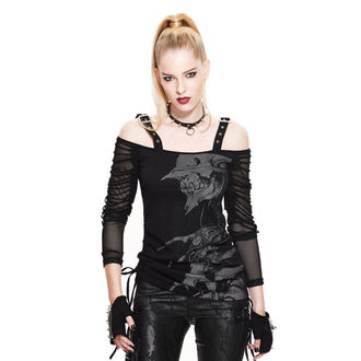 t-shirt gothic and punk men's - Kraven - DEVIL FASHION, DEVIL FASHION
