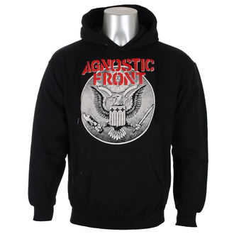 hoodie men's Agnostic Front - ALL AGAINST ALL - RAGEWEAR, RAGEWEAR, Agnostic Front
