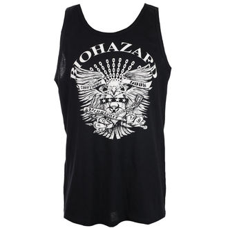 Top men's Biohazard - Eagle - Black - RAGEWEAR, RAGEWEAR, Biohazard