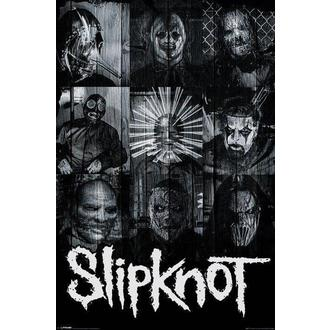 poster Slipknot - PYRAMID POSTERS, PYRAMID POSTERS, Slipknot