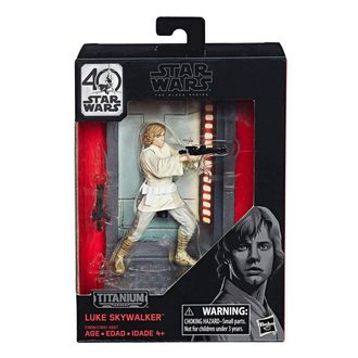 Action Figure Star Wars - Luke Skywalker, NNM, Star Wars