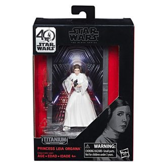 Action Figure - Star Wars - Princess Leia Organa, NNM, Star Wars