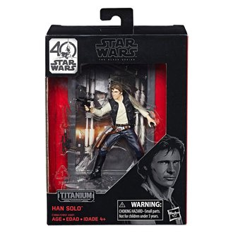 Action Figure Star Wars - Han Solo, NNM, Star Wars