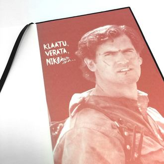Writing Notepad Army of Darkness