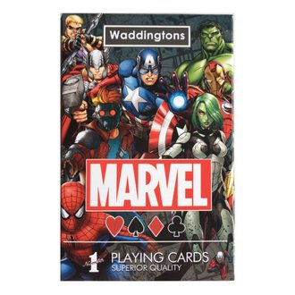 Playing Cards Marvel Comics