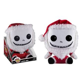 Plush toy Nightmare Before Christmas - Santa, NIGHTMARE BEFORE CHRISTMAS, Nightmare Before Christmas