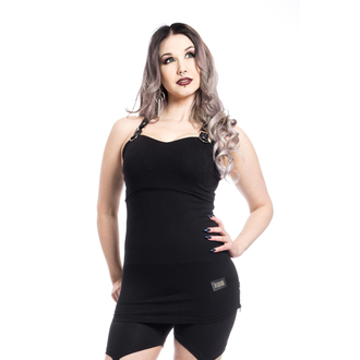 top women VIXXSIN - AMARIS - BLACK, VIXXSIN