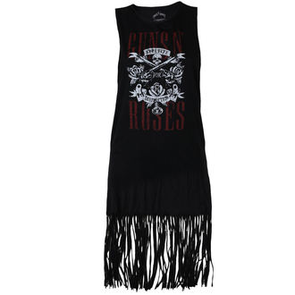 dress women Guns N' Roses - AFD - Black - ROCK OFF, ROCK OFF, Guns N' Roses