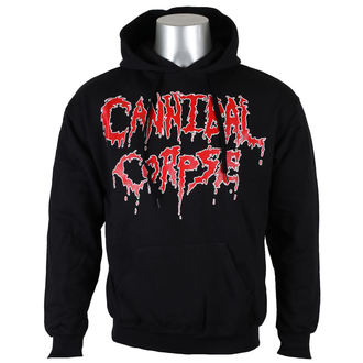 hoodie men's Cannibal Corpse - Logo - NUCLEAR BLAST, NUCLEAR BLAST, Cannibal Corpse
