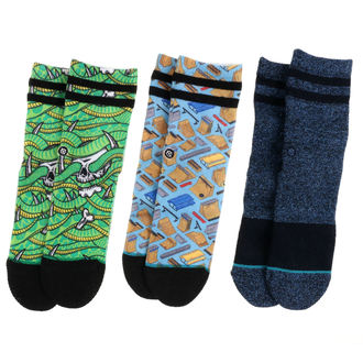socks children's (set 3 pairs) Thrasher - MULTI