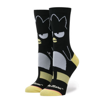 socks BADTZ-MARU - BLACK