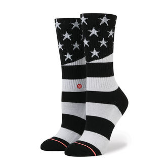 socks MISS INDEPENDENT - BLACK