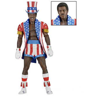 figurine ROCKY - APOLLO CREED