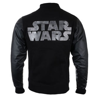 sweatshirt (no hood) men's Star Wars - LOGO METALIC - LEGEND, LEGEND