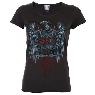 t-shirt metal women's Slayer - AMPLIFIED - AMPLIFIED, AMPLIFIED, Slayer