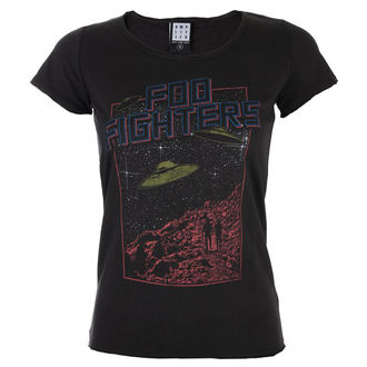 t-shirt metal women's Foo Fighters - AMPLIFIED - AMPLIFIED, AMPLIFIED, Foo Fighters
