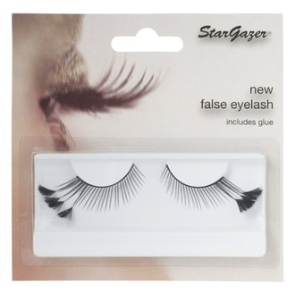 eylashes artificial STAR GAZER - Feather False Eye Lash - 44, STAR GAZER