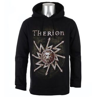 hoodie men's Therion - LION - CARTON, CARTON, Therion