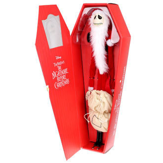 decoration (figurine) Nightmare before Christmas - Coffin Doll Santa Jack