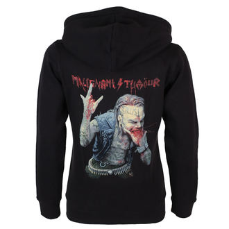 hoodie women's Malignant Tumour - The Metallist - NNM - R-266F-0 black