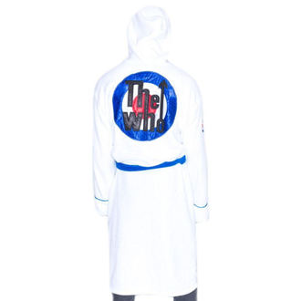bathrobe The Who - Logo - White / Blue, Who