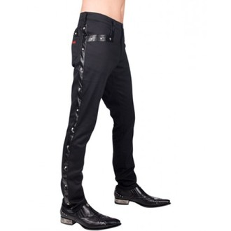 pants men Aderlass - Rockstar Pants Denim (Black) - A-1-77-001-00