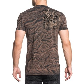 t-shirt hardcore men's - Renegade Speed - AFFLICTION, AFFLICTION