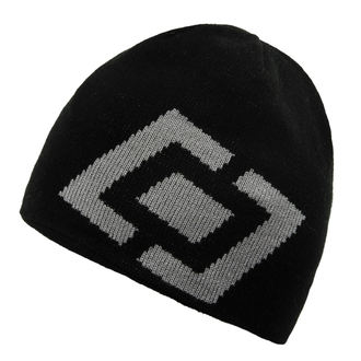 beanie HORSEFEATHERS - WINDSOR - BLACK - AA996A