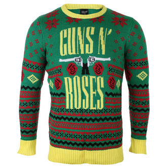 Sweater Men's Guns N' Roses - BIG GUNS UGLY - BRAVADO, BRAVADO, Guns N' Roses