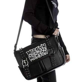 handbag (bag) KILLSTAR - MARILYN MANSON - Anthem - Black, KILLSTAR, Marilyn Manson