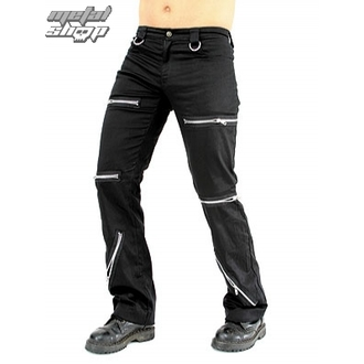 pants men Black Pistol - Destroy Pants Denim Black - B-1-20-001-00