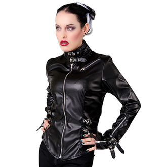 shirt women's (jacket) Black Pistol - Buckle Blouse Sky Black - B-4-69-113-00