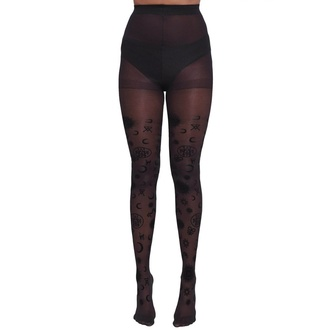 Tights KILLSTAR - Believe In Magic - BLACK - KSRA001400