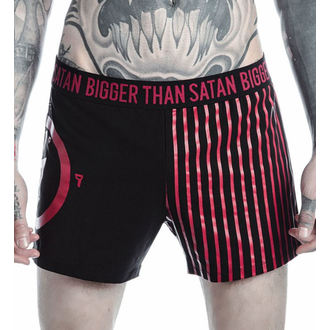 Boxer Shorts Men's KILLSTAR - MARILYN MANSON - Bigger Than Satan - Black, KILLSTAR, Marilyn Manson