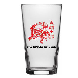 glass DEATH - THE GOBLET OF GORE - RAZAMATAZ, RAZAMATAZ, Death