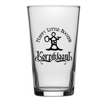 glass KORPIKLAANI - HAPPY LITTLE BOOZER - RAZAMATAZ, RAZAMATAZ, Korpiklaani
