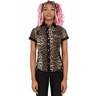 Women's shirt KILLSTAR - Cats Meow - KSRA003125