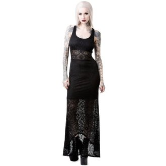 Women's Dress KILLSTAR - CHELSEA CHILL - BLACK - KSRA000139