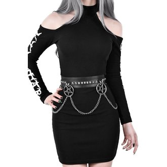Belt KILLSTAR - CURSES - BLACK - KSRA000104