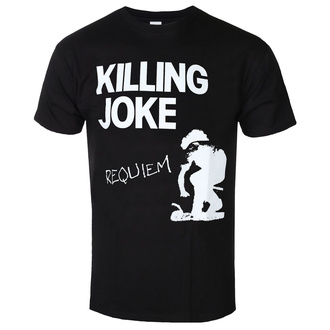 t-shirt metal men's Killing Joke - REQUIEM - PLASTIC HEAD, PLASTIC HEAD, Killing Joke